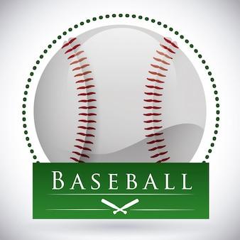 Бейсбольный дизайн