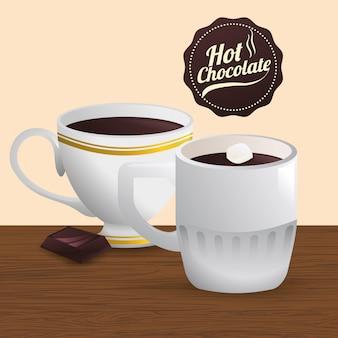 チョコレートデザイン