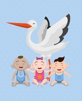 Дизайн детского душа