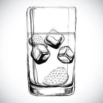 Дизайн фруктового сока