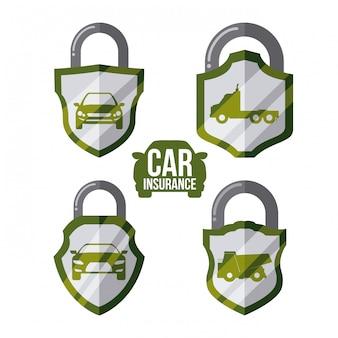 自動車保険デザイン