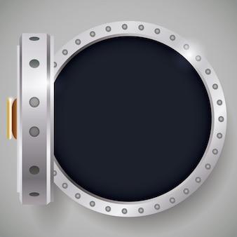 Дизайн сейфа.
