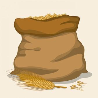 大麦のアイコン