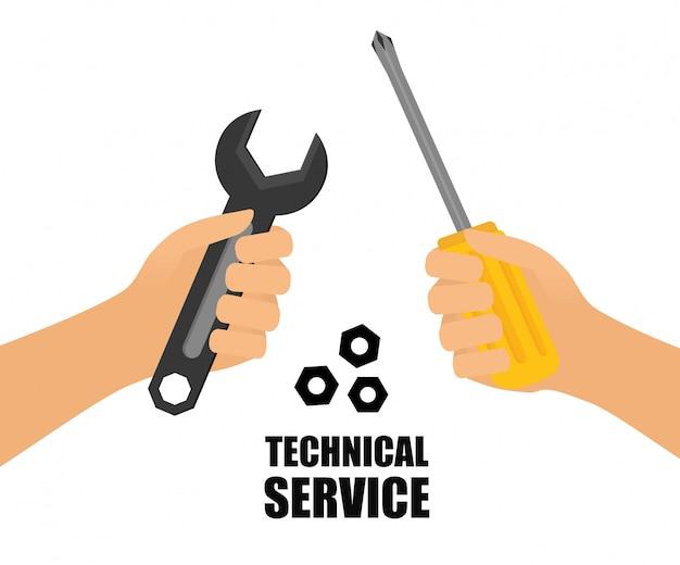 Технический сервис дизайн.