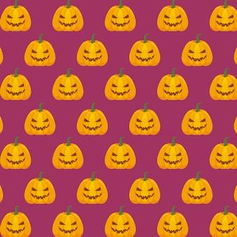 ハロウィーンのお祝いパターン