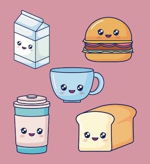 かわいい食べ物