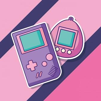 ポータブルビデオゲーム