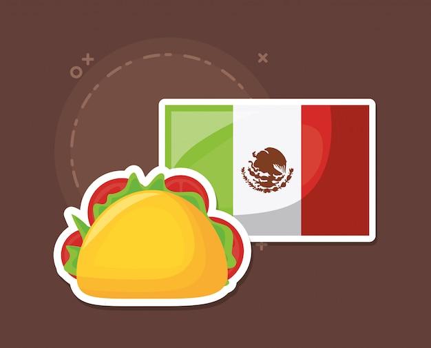 メキシコの要素