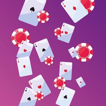 カジノゲームベット