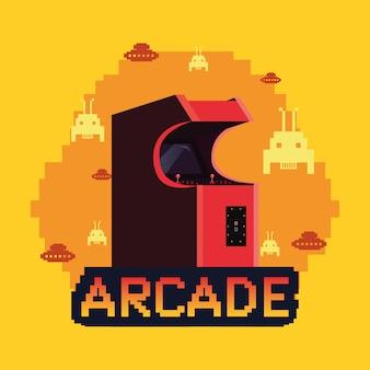 ビデオゲームのレトロな小話