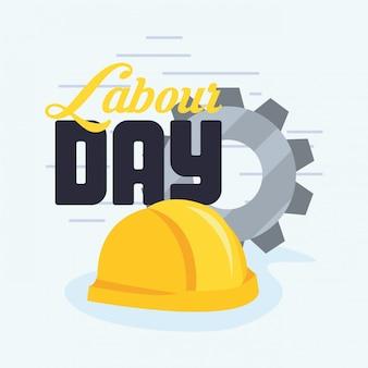 労働者の日カード
