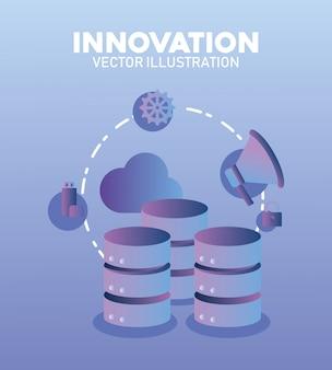 イノベーション技術イメージ