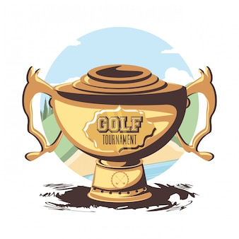 ゴールデントロフィーゴルフトーナメント