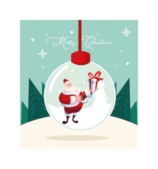 С рождеством христовым дед мороз
