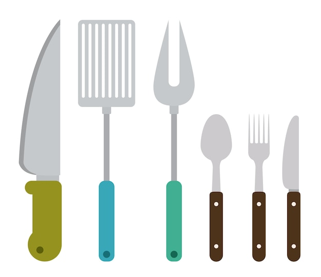 食品のインフォグラフィックデザイン