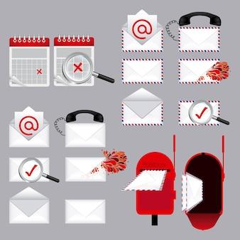 メールの種類