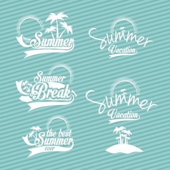夏のデザイン