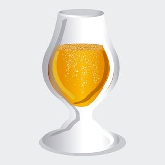 ビールのデザイン
