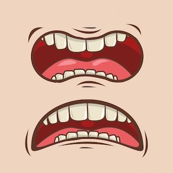 Дизайн полости рта