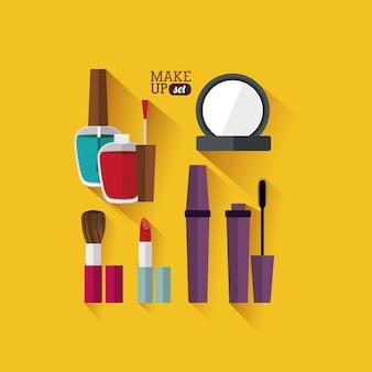 化粧品のデザイン
