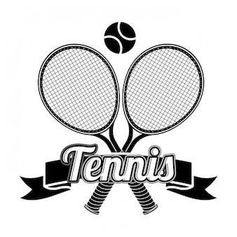 Теннисный дизайн