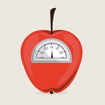 体重が減る