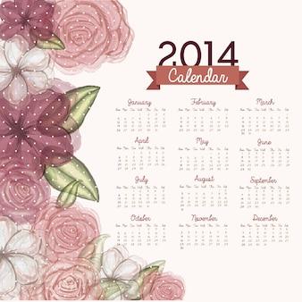 カレンダーデザイン