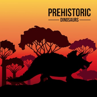 Дизайн динозавров