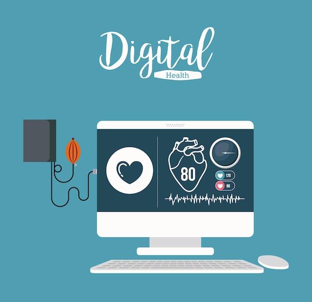 Дизайн цифрового здравоохранения
