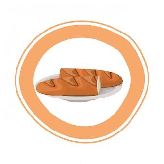 新鮮でおいしいパン屋さんのパン