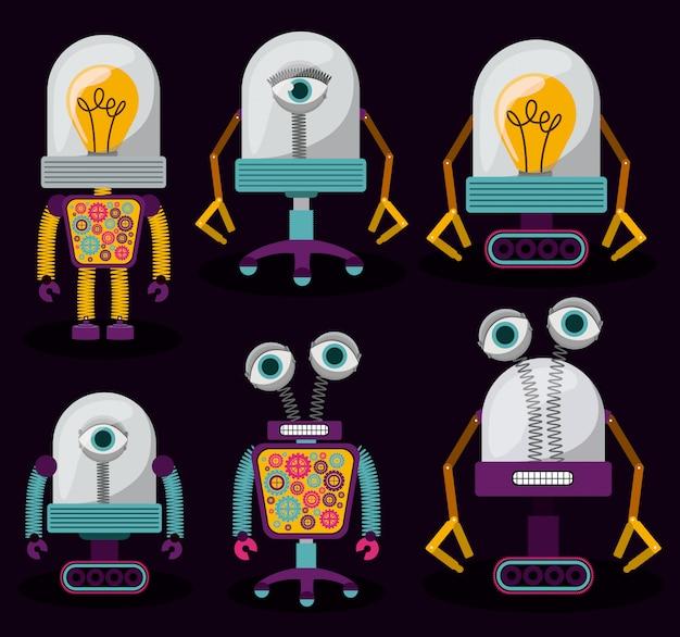 ロボットセット