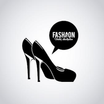 Женская женская обувь