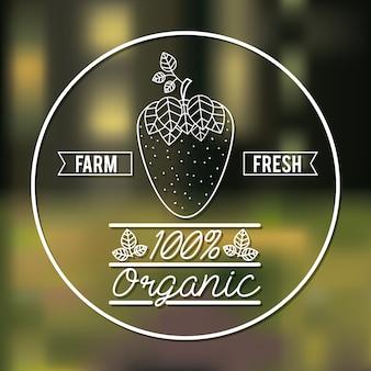 Дизайн органических продуктов