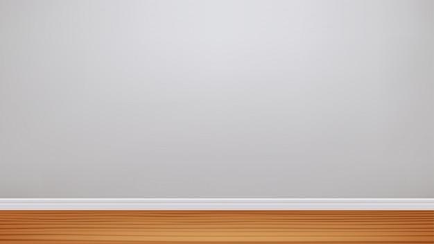 床のある壁