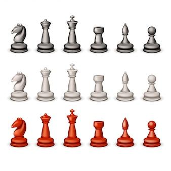 大きなセットチェス