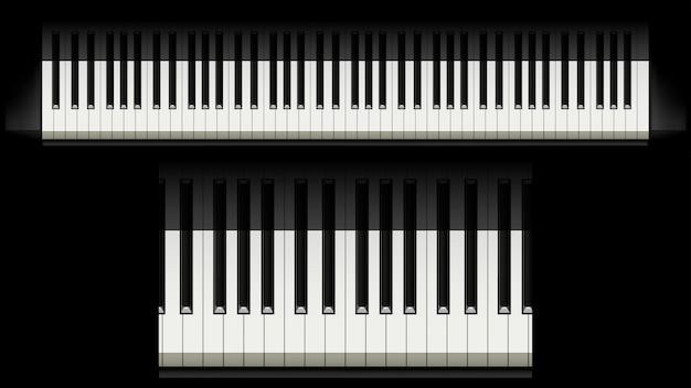 Изображение пианино