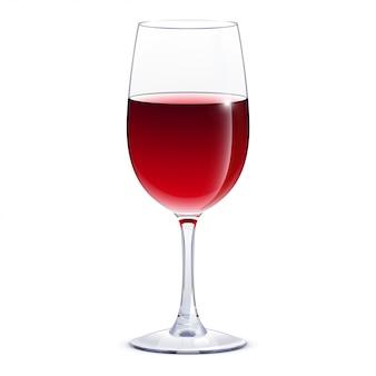 ワインのグラス