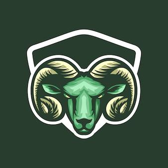 Козий логотип