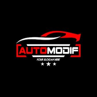 自動車のロゴのベクトル
