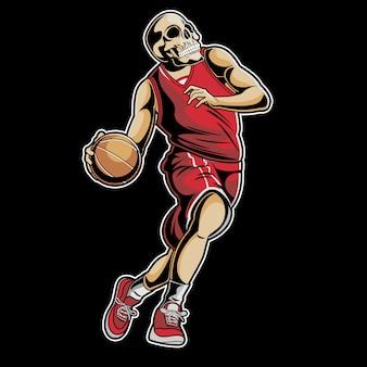 スカルバスケットボール