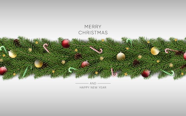 С рождеством с новым годом фон