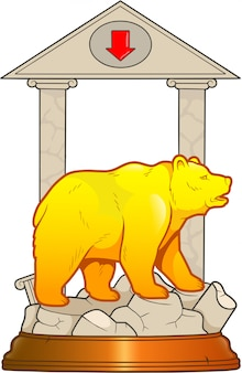 Биржа медведя