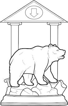 Фондовый медведь