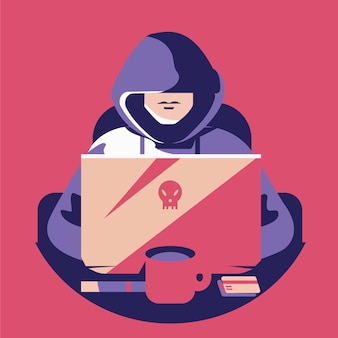 Хакеры на работе