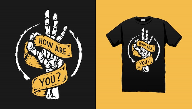 Как ты футболка дизайн