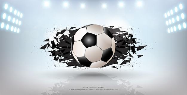 Футбольный фон
