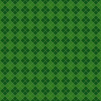 聖パトリックデーのシームレスなパターン。