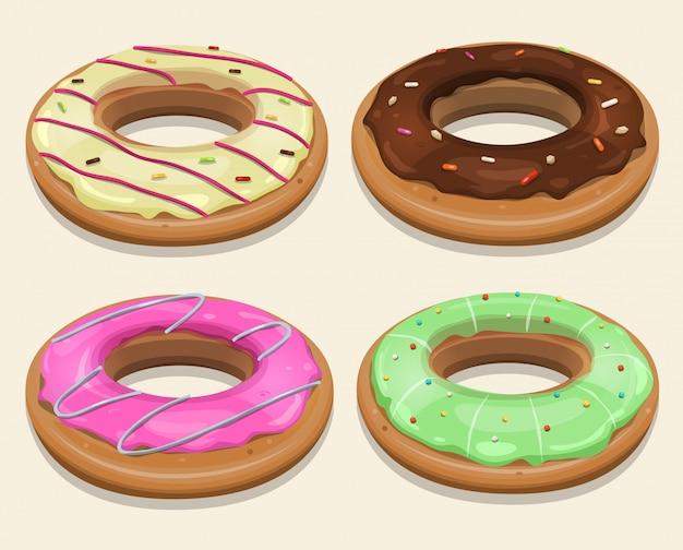 Пончики быстрого питания