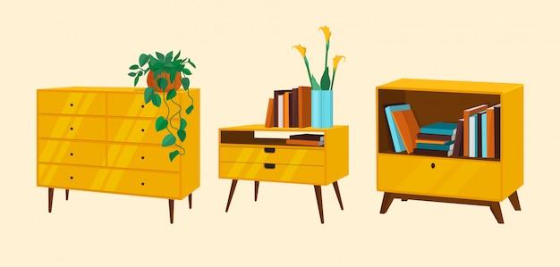 家具のセット