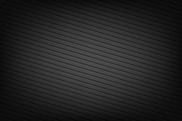 グラデーションの背景を持つ濃いと黒の線レイヤー